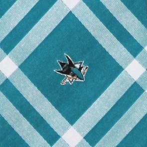 NHL San Jose Sharks Rhodes Necktie