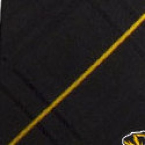 Missouri Tigers Oxford Necktie