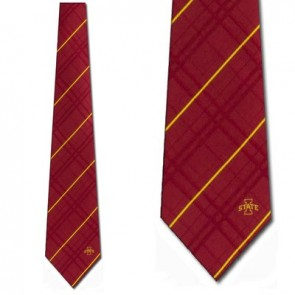 Iowa State Oxford Necktie