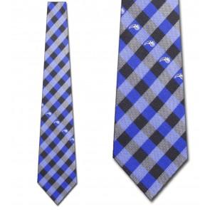 Orlando Magic Woven Check Necktie