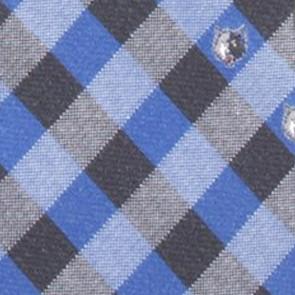 Minnesota Timberwolves Woven Check Necktie
