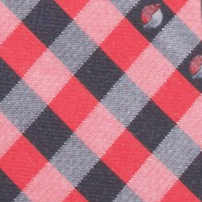 Portland Trailblazers Woven Check Necktie