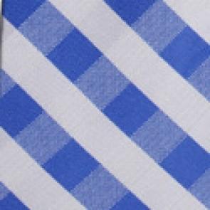 Kentucky Wildcats Woven Check Necktie