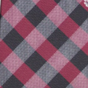 South Carolina Gamecock Woven Check Necktie