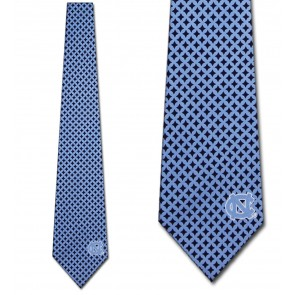 North Carolina Diamante Necktie