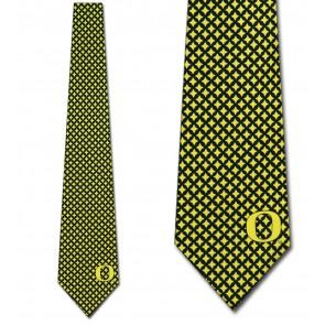 Oregon Ducks Diamante Necktie