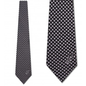 NBA San Antonio Spurs Diamante Necktie