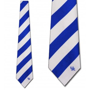 Kentucky Wildcats Regiment Necktie