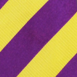 LSU Regiment Necktie