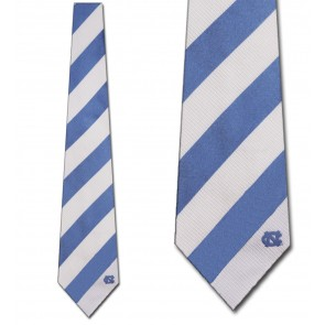 North Carolina Tar Heels Regiment Necktie