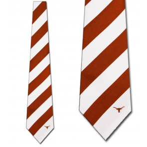 Texas Longhorns Regiment Necktie
