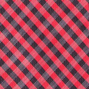 NBA - Chicago Bulls Gingham Necktie