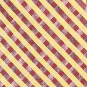 Iowa State Cyclones Gingham Necktie