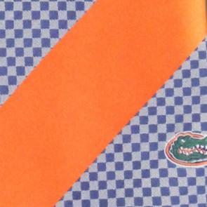 Florida Gators Geometric Stripe Necktie