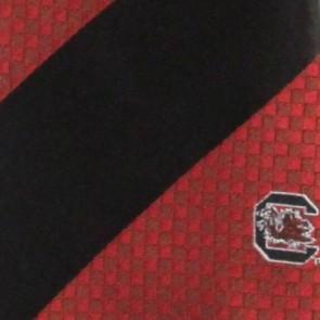 South Carolina Geometric Stripe Necktie