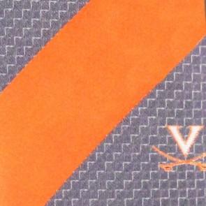 Virginia Geometric Stripe Necktie