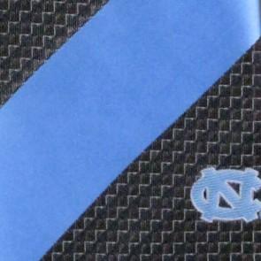 North Carolina Geometric Stripe Necktie