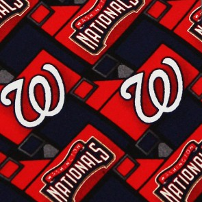 MLB - Washington Nationals Diagonal Necktie