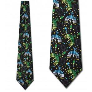 Hanukkah Icons II Necktie