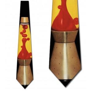 Lava Lamp Necktie