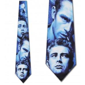 James Dean Faces Necktie