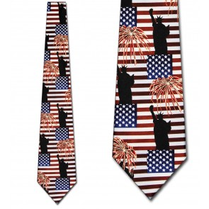 And Liberty for All Necktie