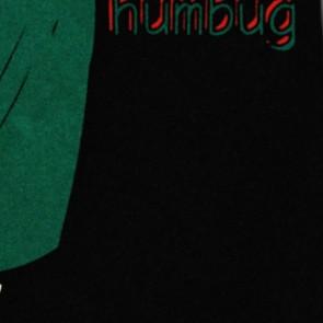 Scrooge Bah Humbug Extra Long Necktie