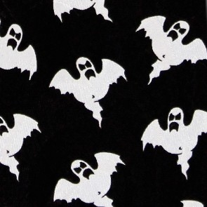 R.I.P. Ghosts Allover Necktie