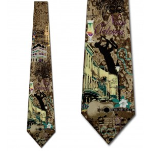 The Big Easy Tie