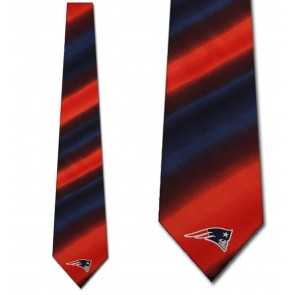NFL New England Patriots Retro Necktie