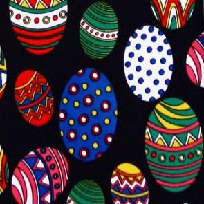 Easter Egg Allover Extra Long Necktie