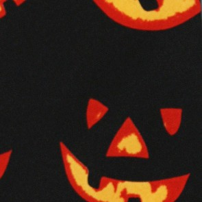 Glowing Jack-o-Lanterns Extra Long Necktie