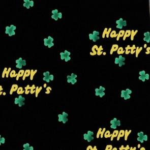 Happy St Pattys Tie