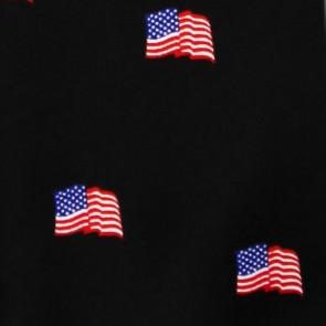 US Flag Repeat Necktie