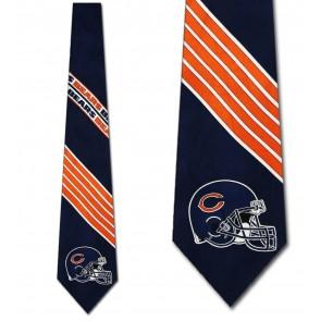 NFL Chicago Bears Helmet II Necktie
