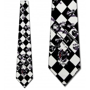 Chess Moves Necktie