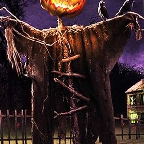 Haunted Scarecrow Necktie