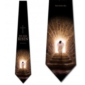 He Has Risen Necktie