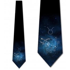 Astrology - Taurus Necktie