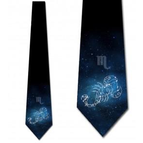 Astrology - Scorpio Necktie