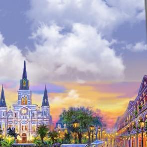 New Orleans City Center Necktie