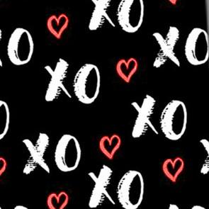 Valentine's Kiss - XOXO Necktie