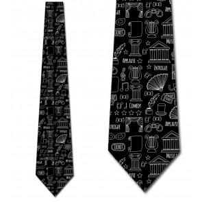 Theater Icons Necktie