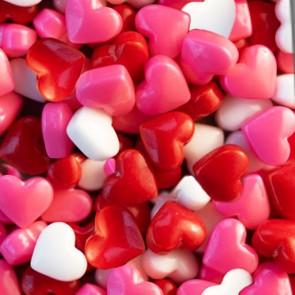 Little Candy Hearts Allover Necktie