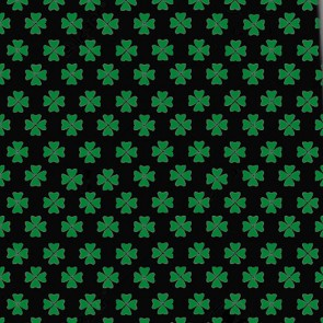 Mini Clovers Allover Necktie