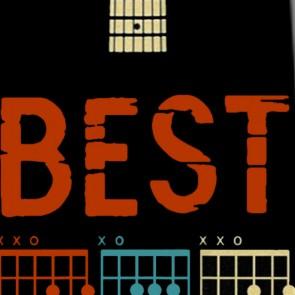 Best Dad Ever - Guitar Chords Necktie