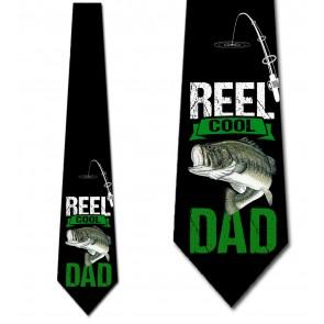 Reel Cool Dad Necktie
