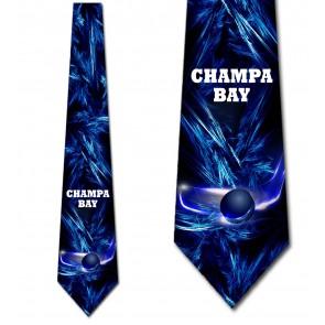 Champa Bay Hockey Necktie