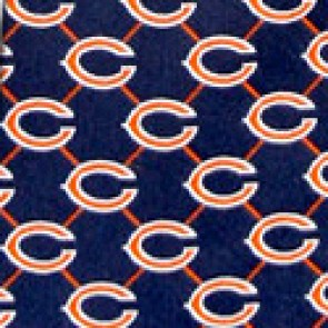NFL Chicago Bears Woven Necktie