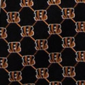 NFL Cincinnati Bengals Woven Necktie